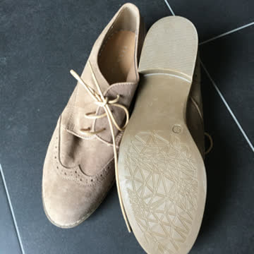 PESARO Schnürer Schuhe NEU Gr. 38/39