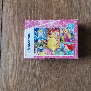 Disney Princess Puzzle neu