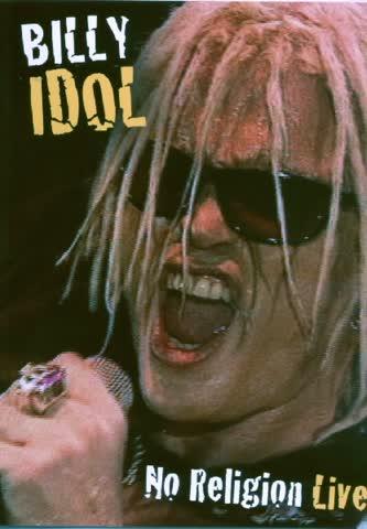 Idol Billy - No Religion - Live