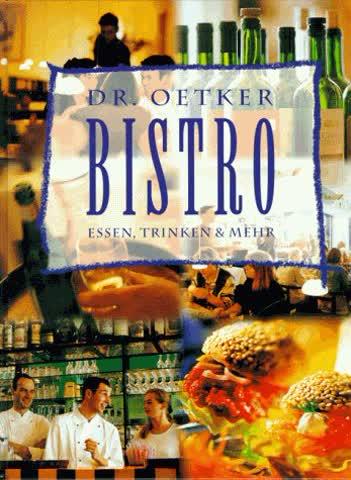 Dr. Oetker Bistro Essen, Trinken & Mehr