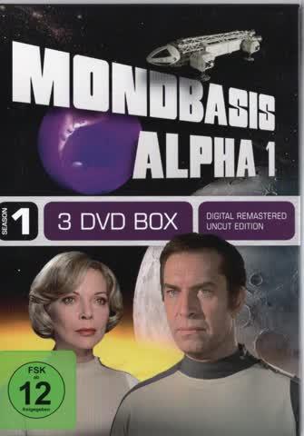Mondbasis Alpha 1 - Staffel 1 (3 DVDs)