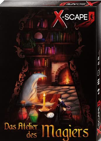 Escape Spiel: Das Atelier des Magiers