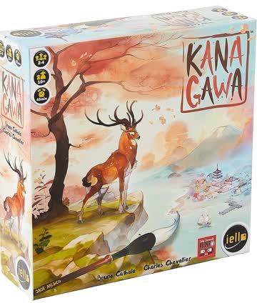 Brettspiel KanaGawa