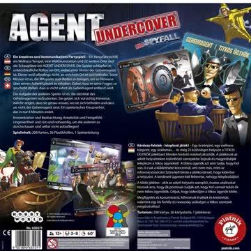 Spiel Agent Undercover