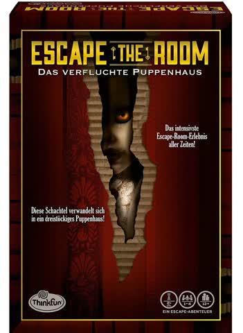 Escape Room - das verfluchte Puppenhaus