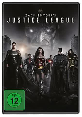Zack Snyder' s Justice League