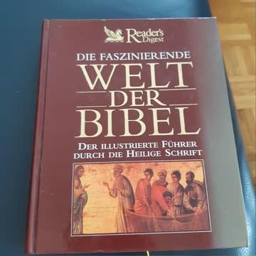 Die faszinierende Welt der Bibel