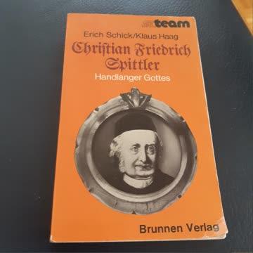 Christian Friedrich Spittler