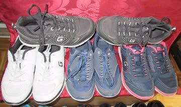 14 Paar Schuhe Sneaker Turnschuh Halbschuh Schnürschuhe