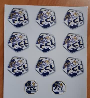 22 FC Luzern Sticker