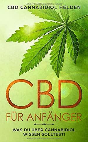 CBD Buch für Anfänger