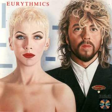 Eurythmics - Revenge (1986)