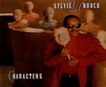 Stevie Wonder - Characters (1987)