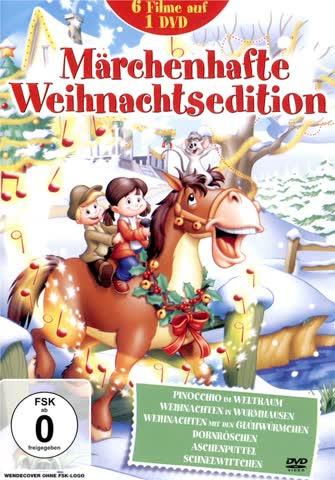 Märchenhafte Weihnachtsedition