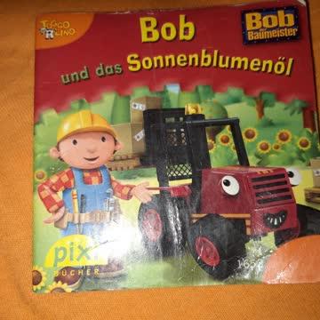 3mal Minibüchlein Bob der Baumann
