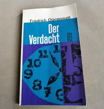"""""""Der Verdacht"""" von Friedrich Dürrenmatt"""