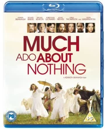 Much Ado About Nothing (Bluray)