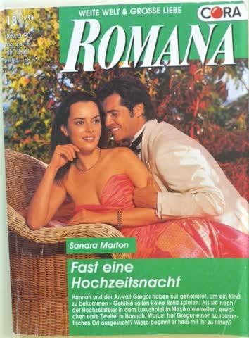 Romana Fast eine Hochzeitsnacht