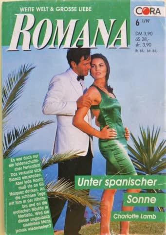 Romana Unter spanischer Sonne