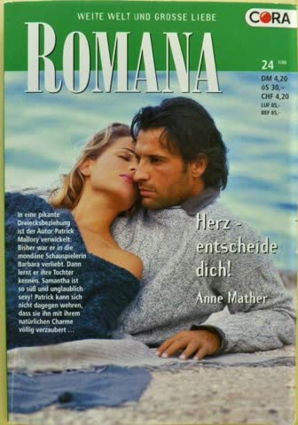 Romana Herz - entscheide dich!