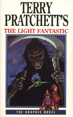 The Light Fantastic -Graphic Novel