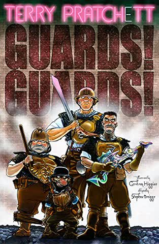 Guards! Guards! - Graphic Novel