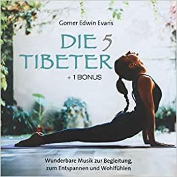 Die 5 Tibeter, Audio-CD (+ 1 Bonus)