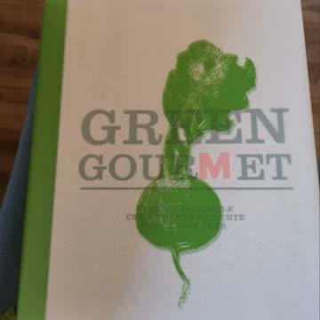 Green Gourmet Migros Kochbuch