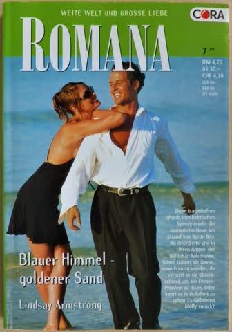 Romana Blauer Himmel - goldener Sand
