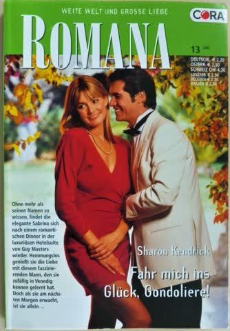 Romana Fahr mich ins Glück, Gondoliere!
