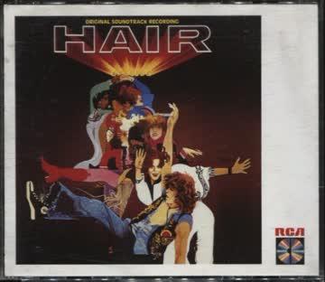 Hair - Original soundtrack recording