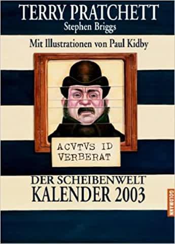 Terry Pratchett's Scheibenweltkalender 2003