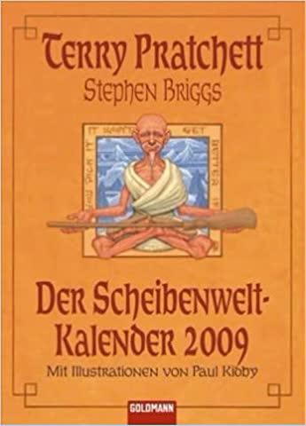 Terry Pratchett's Scheibenweltkalender 2009