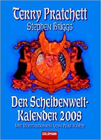 Terry Pratchett's Scheibenweltkalender 2008