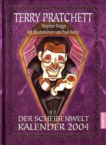 Terry Pratchett's Scheibenweltkalender 2004