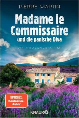 Madame le Commissaire und die panische Diva (Ein Fall für Isabelle Bonnet Band 8)