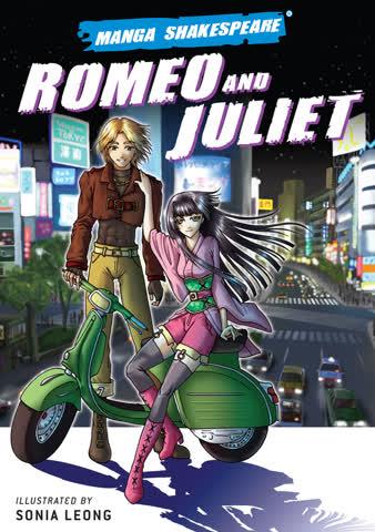 Romeo and Juliet - Manga Shakespeare