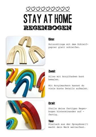 DIY-Box - Regenbogen