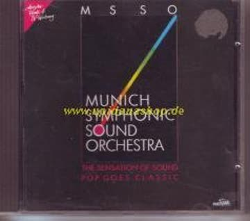Munich Symphonic Sound Orchestra - Pop goes classic