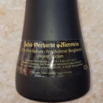 FORMSCHÖNE Flasche leer