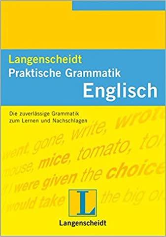 Langenscheidts Praktische Grammatik Englisch
