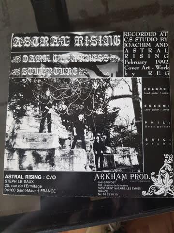 Astral Rising / Alpha Stage (Black Metal)