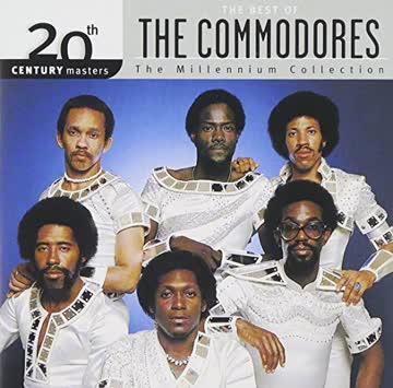 The Commodores - The Commodores - The Best of