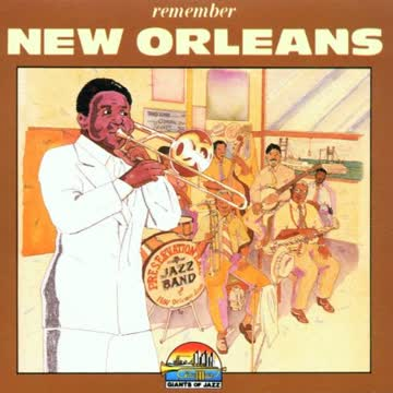 Louis Armstrong - Remember New Orleans 1950-1958