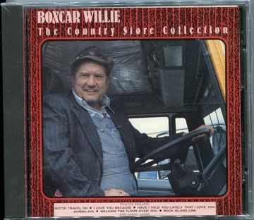 Boxcar Willie - The Country Store Collection CST26