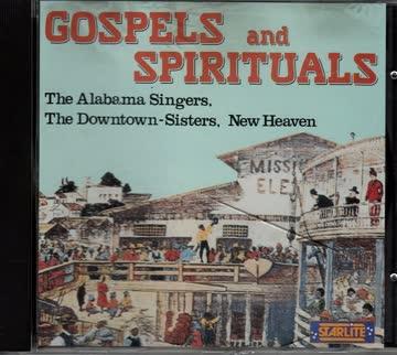 The Alabama Singers - Gospels And Spirituals
