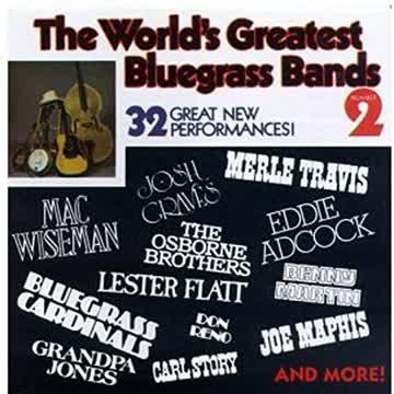 Varius - The World's Greatest Bluegrass Bands Vol.2