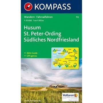 WK 712 Husum/St.Peter-Ording/Südl. Nordfriesland 1:50.000