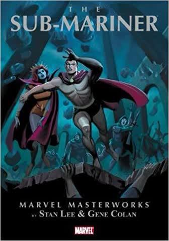 The Sub-Mariner - Marvel Masterworks vol.1
