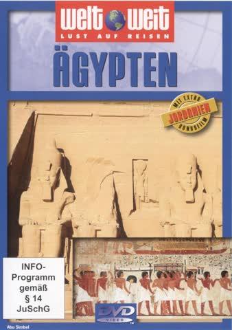 Ägypten – welt weit (Bonus: Jordanien)